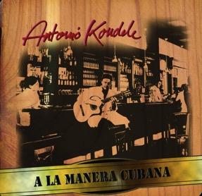 a la manera cubana_cover_antonio koudele