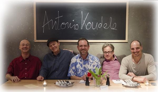 AntonioKoudeleBand2014