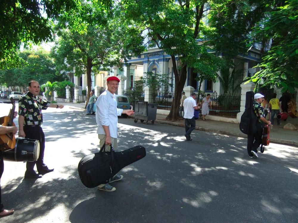 Antonio Koudele Cuba Journey